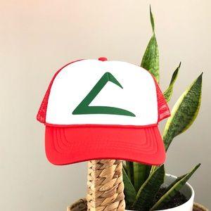 Ash Ketchum Pokémon Trainer Hat